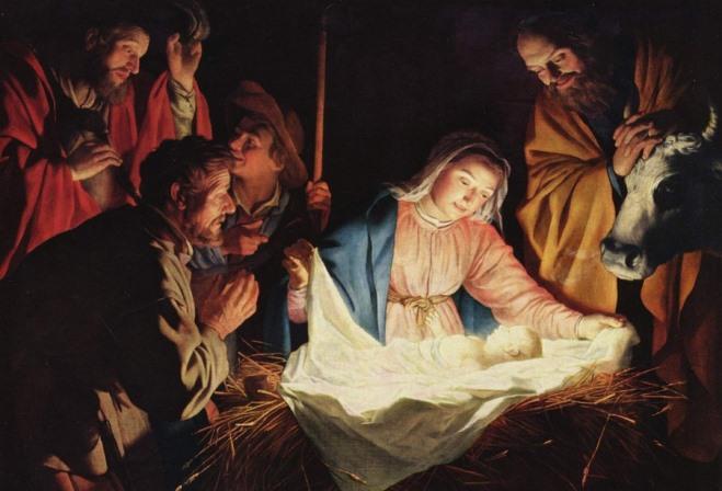 Hristovo rođenje