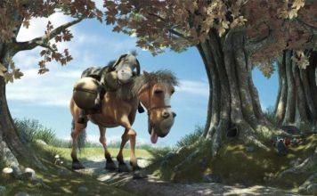 konj i magarac