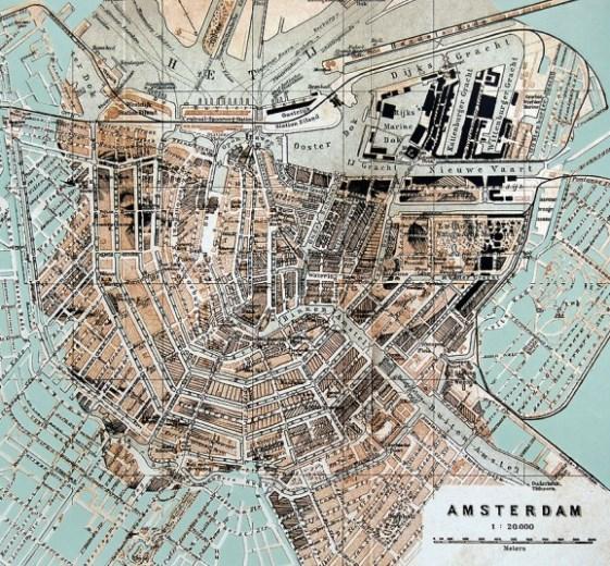 Maps Amsterdam 1 2800246k