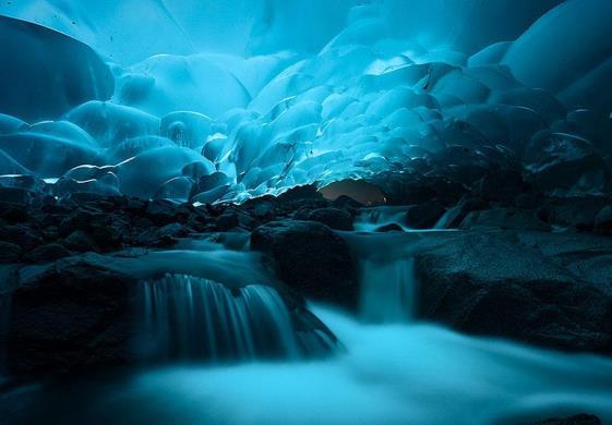 Mendenhall glecer Aljaska