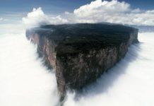 Planina Roaima Juzna Amerika