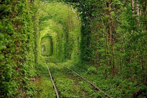 Tunel ljubavi Ukrajina