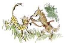 leopard-sakal