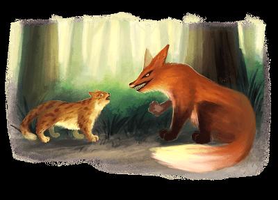 lisica-macka