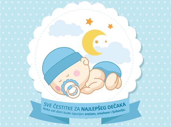 čestitke za novorođenu bebu SMS poruke, čestitke za rođenje bebe (dečaka, devojčice)   Duhoviti čestitke za novorođenu bebu