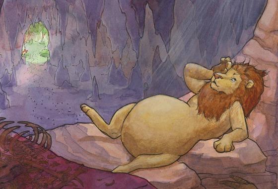stari lav