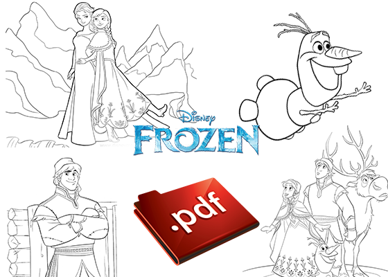 bojanka frozen pdf