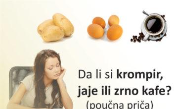 krompir jaja kafa