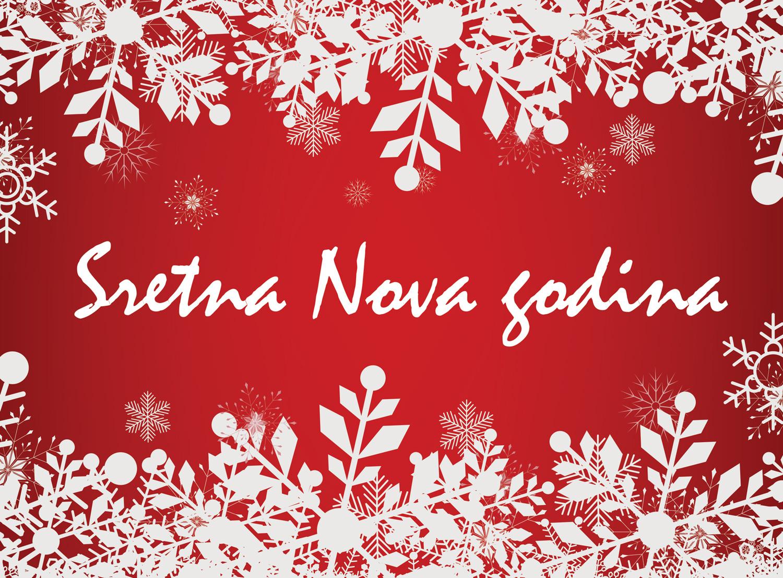 čestitke za novu godinu tekstovi Novogodišnje i božićne čestitke (slike i tekst) za 2016. godinu  čestitke za novu godinu tekstovi