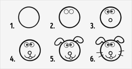 crtanje krug 2