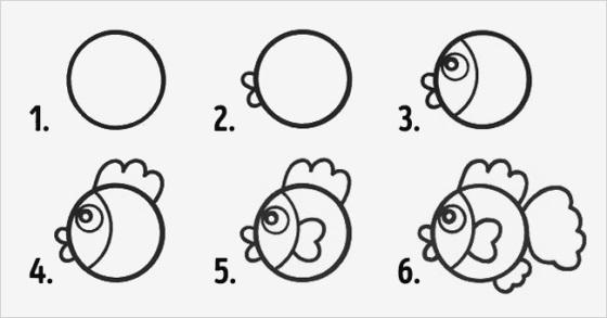 crtanje krug 4