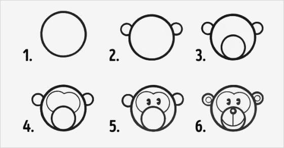 crtanje krug 5