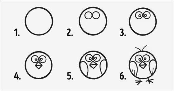crtanje krug 7