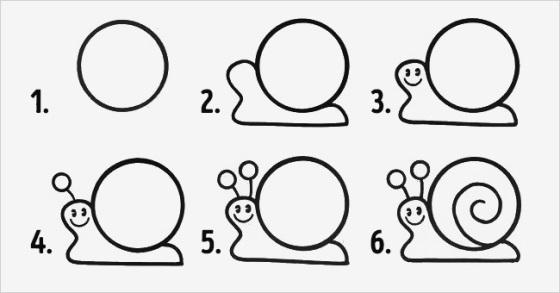crtanje krug 8