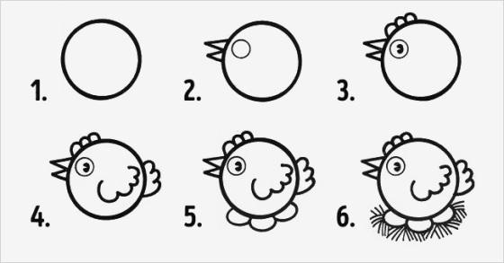 crtanje krug 9