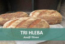 tri hleba