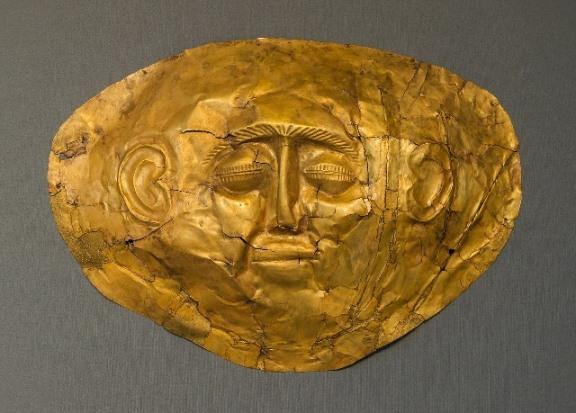 Agamemnonova maska