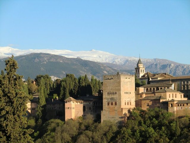 3 andaluzija granada alhambra