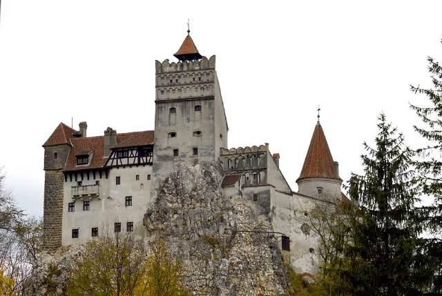 4 dvorac bran transilvanija