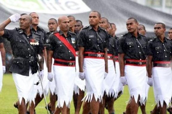 fidzi saobracajna policija uniforme
