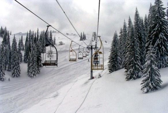 jahorina ski lift