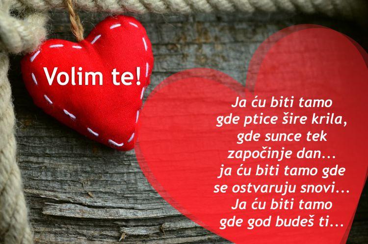 Poruke za devojku za Dan zaljubljenih