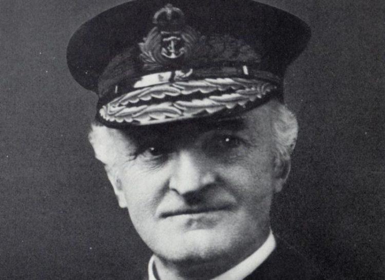 Admiral Redžinald Hol (foto: wikimedia)