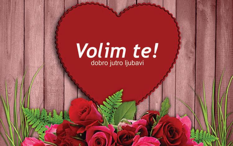poruke za dobro jutro ljubavne Dobro jutro ljubavi moja (SMS poruke i poruke sa slikom)   Duhoviti poruke za dobro jutro ljubavne