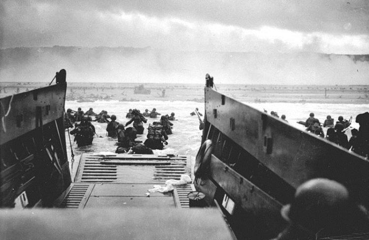Normandija 1944. godine (foto: wikimedia)