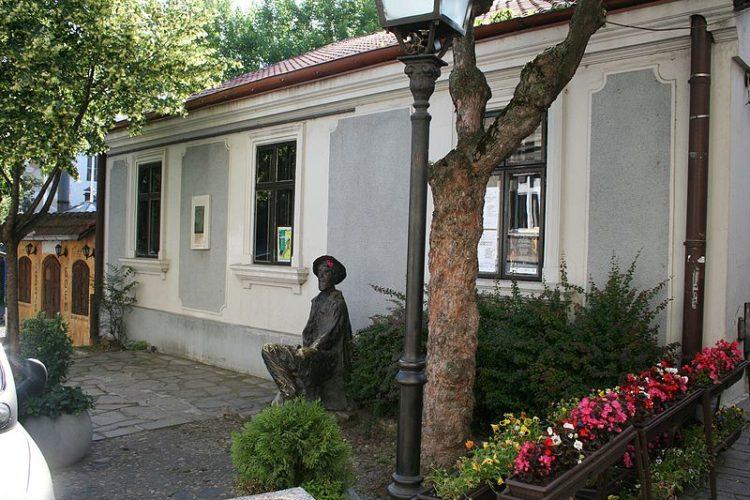 Kuća i spomenik Đure Jakšića, foto: vanilica/wikipedia