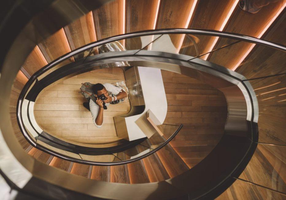 Simetrija - stepenice