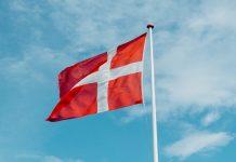danska-zastava-na-jarbolu